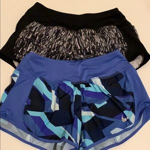 Women's Nike athletic shorts